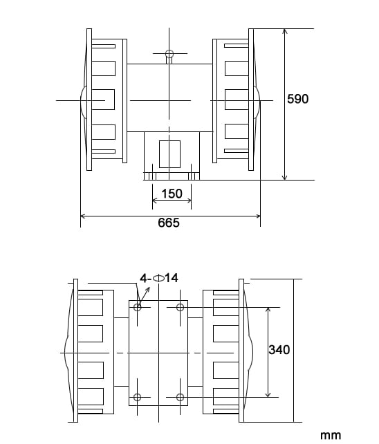 Kích thước LK-JDW450