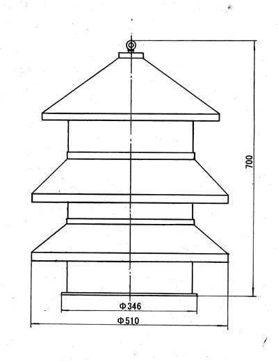 Kích thước còi LK-M2