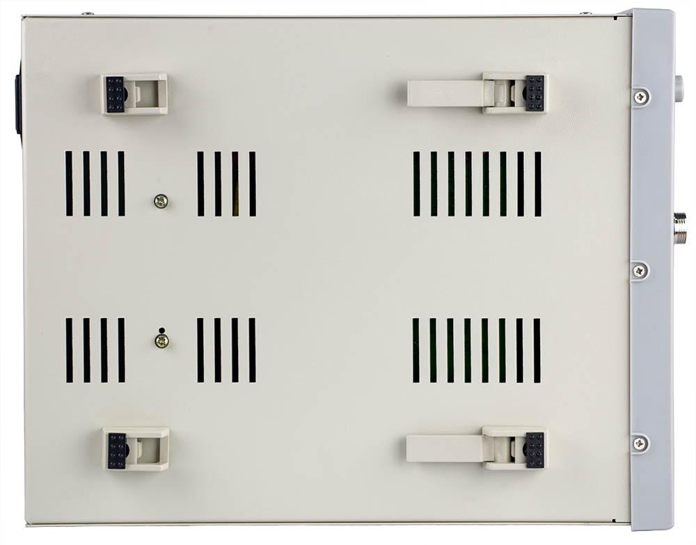 Mặt dưới bản nâng cấp máy đo điện trở thấp DC model RK2511N+