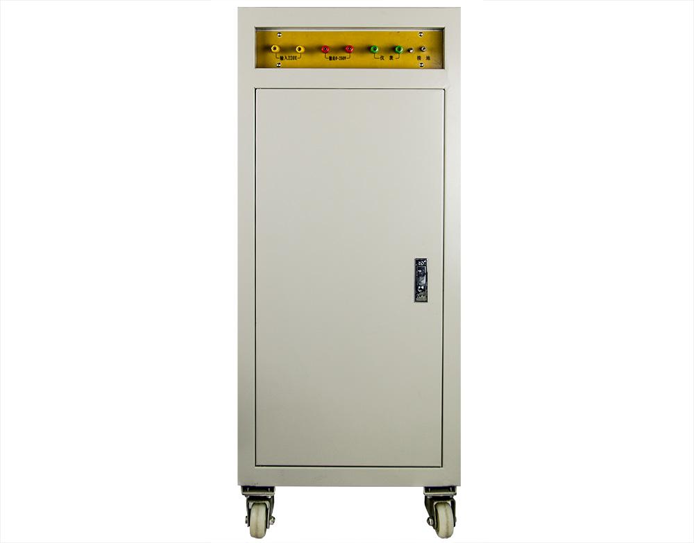 mặt sau máy đo dòng rò RK2674-100