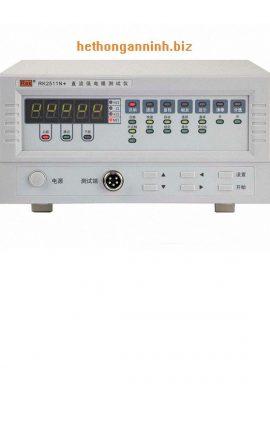 Bản nâng cấp máy đo điện trở thấp DC model RK2511N+