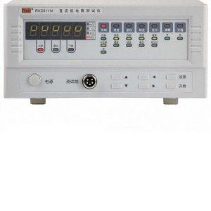 Bản nâng cấp máy đo điện trở thấp DC model RK2511N