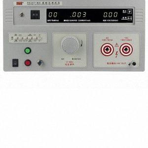 mặt trước máy đo dòng rò RK2671BM