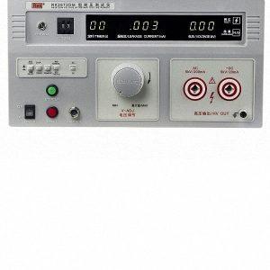 Mặt trước máy đo dòng rò RK2672DM