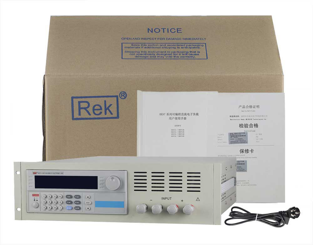 Bộ sản phẩm tải điện tử RK9714