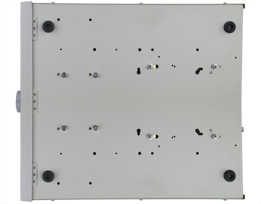 mặt dưới máy đo dòng rò dây dẫn RK2675C