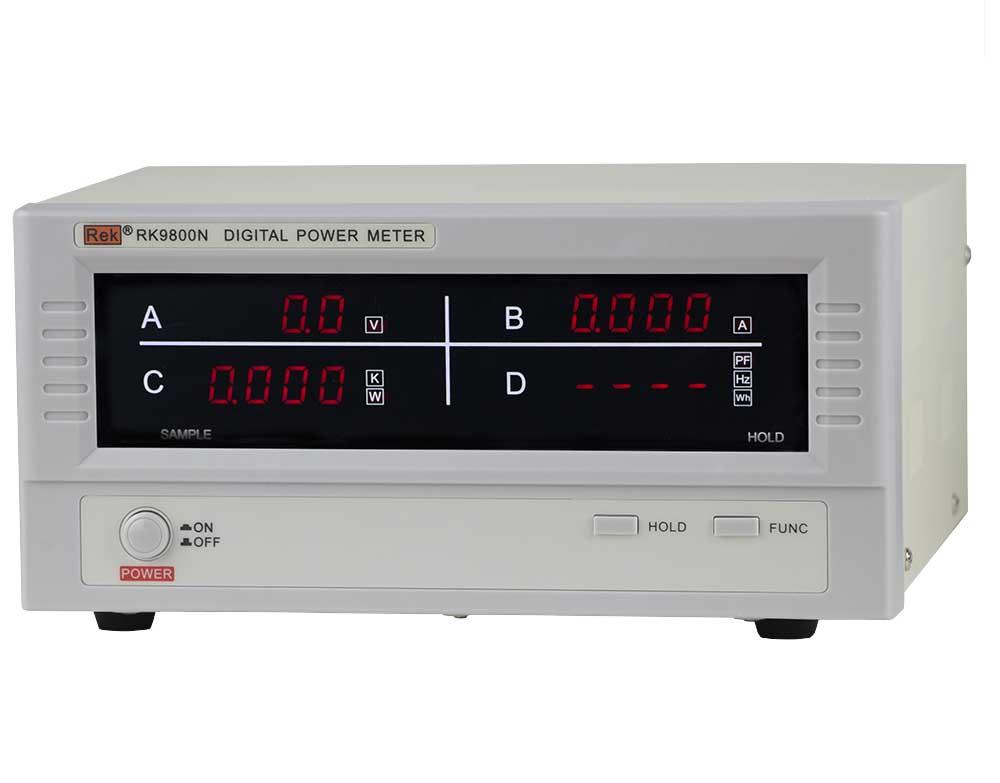 Mặt nghiêng đồng hồ đo thông minh RK9800N
