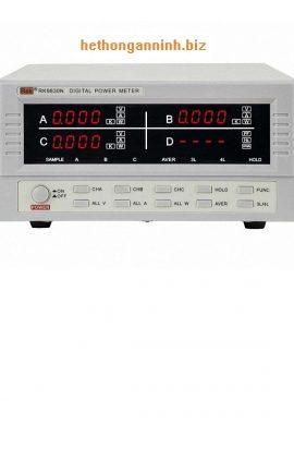 Đồng hồ đo điện 3 pha thông minh RK9830N