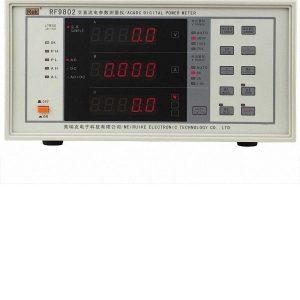 Đồng hồ đo điện thông minh RF9902