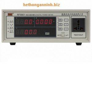 Đồng hồ đo điện thông minh RF9901