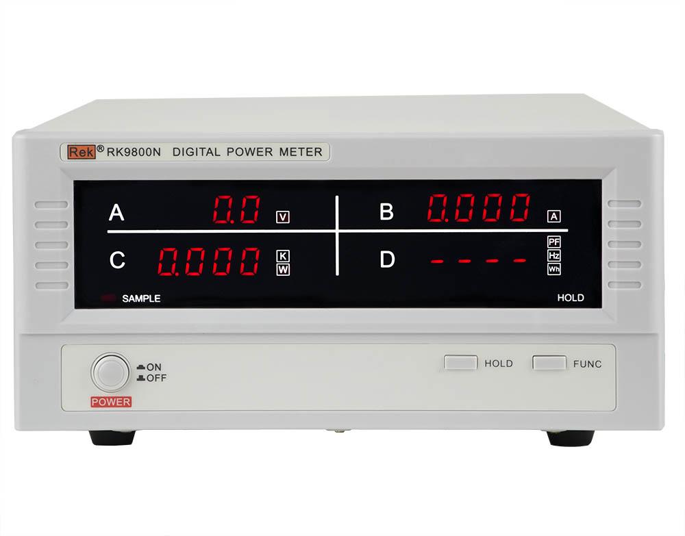 Mặt trước đồng hồ đo thông minh RK9800N