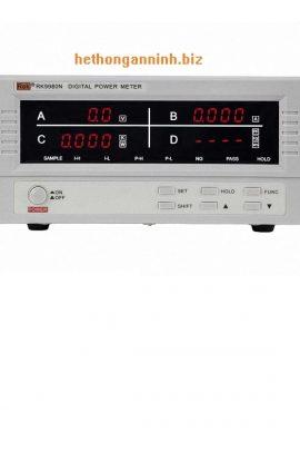 Đồng hồ đo điện thông minh RK9980N