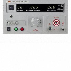 mặt trước máy đo dòng rò RK2672BM