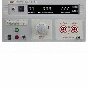 mặt trước máy đo dòng rò RK2672CM
