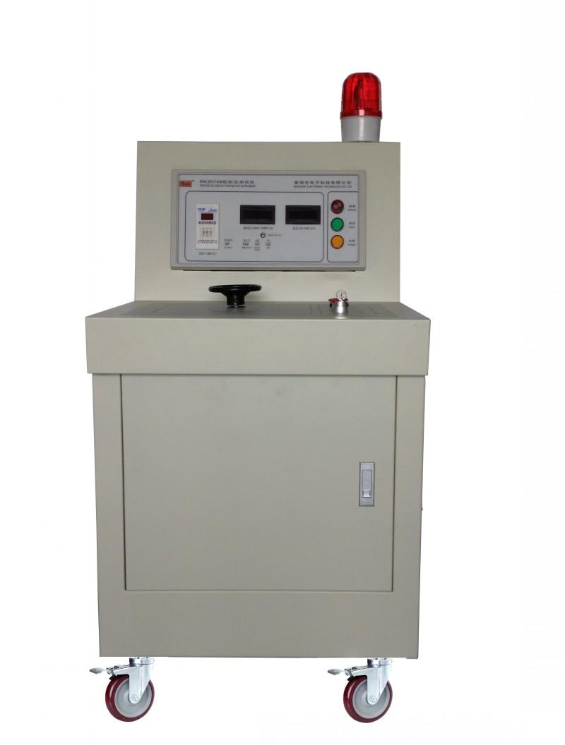 mặt-trước-máy-đo-dòng-rò-RK2674B