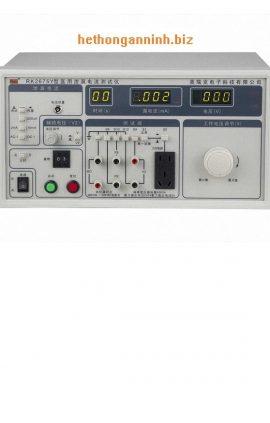 Máy đo độ an toàn cho thiết bị y tế RK2675Y