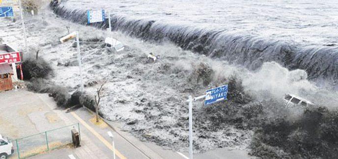 hệ thống báo động sóng thần