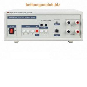 máy đo phân cực mic RK5911N