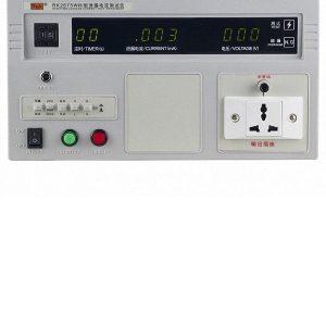 máy đo dòng rò RK2675WM